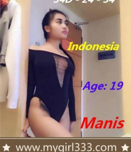 KL escort girl Manis